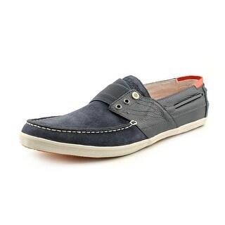 Tretorn Smogensson Moc Toe Suede Boat Shoe