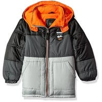 iXtreme Boys 4-7 Colorblock Puffer Jacket