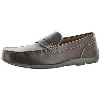 Tommy Hilfiger Davey Men's Slip On Penny Loafer Shoes