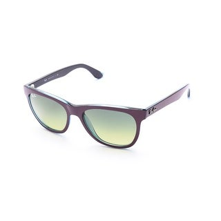 Ray-Ban Wayfarer Sunglasses Purple/Blue - Small