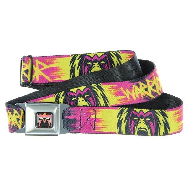 WWE Ultimate Warrior Seatbelt Belt