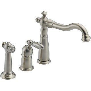 Delta 155-DST  Victorian Kitchen Faucet with Side Spray