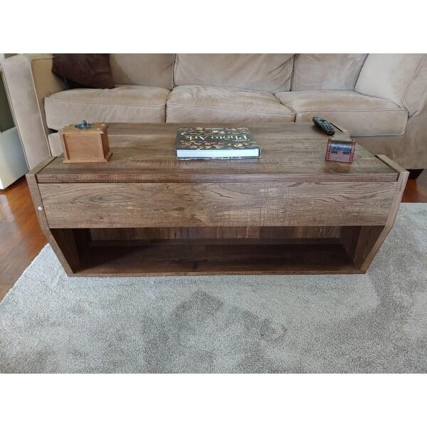 Strange Top Product Reviews For Jameson Rustic Reclaimed Oak Lift Machost Co Dining Chair Design Ideas Machostcouk