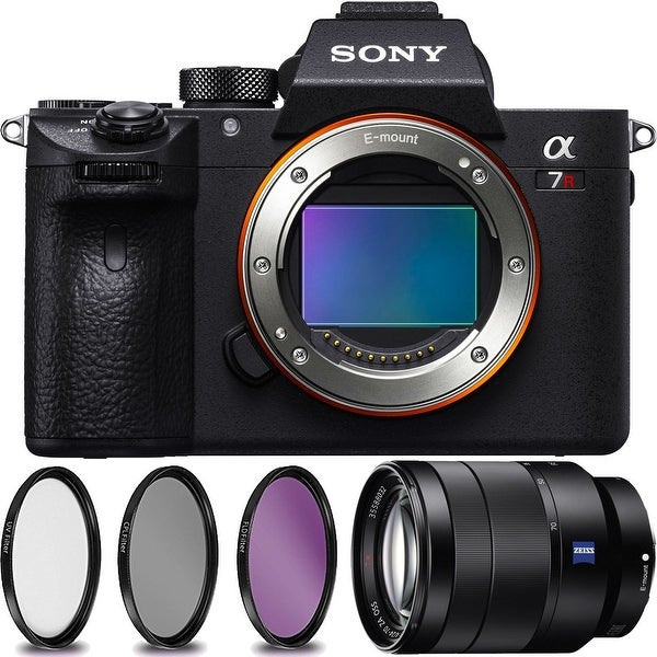 Sony Alpha a7R III Mirrorless Digital Camera Sony 24-70mm Lens Bundle