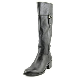 Franco Sarto Lizbeth Wide Calf Women Round Toe Leather Black Knee High Boot|https://ak1.ostkcdn.com/images/products/is/images/direct/6b7d6d140345aef17f83928eea107aecc7ddaf3b/Franco-Sarto-Lizbeth-Women-Round-Toe-Leather-Black-Knee-High-Boot.jpg?_ostk_perf_=percv&impolicy=medium