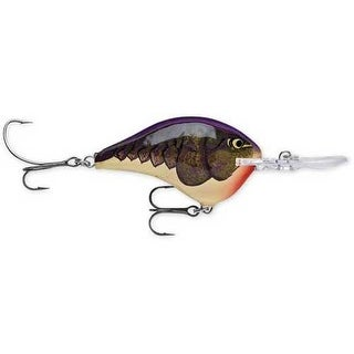 Rapala DT Series Purple Olive Craw