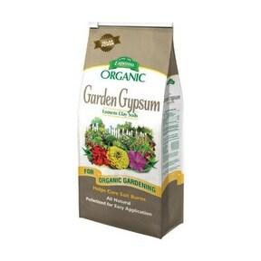 Espoma GG6 Organic Garden Gypsum Fertilizer, 6 lbs