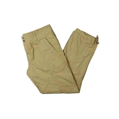 d7ebf5bbf8 Lauren Ralph Lauren Womens Faldrina Cargo Pants Casual Adjustable