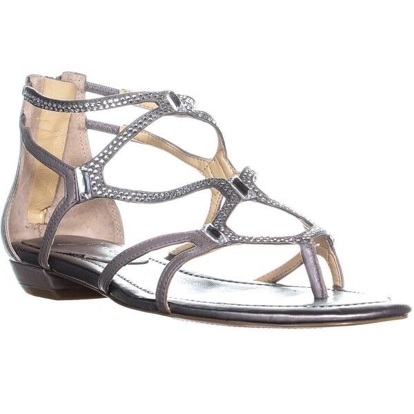 a1ef1b144 Shop Ivanka Trump Kalia Flat Strappy Sandals