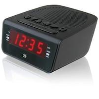 GPX C224B GPX C224B Desktop Clock Radio - 2 x Alarm - AM, FM