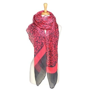 Link to Elegant Scarf Animal Print, Long Lightweight Wrap Similar Items in Scarves & Wraps