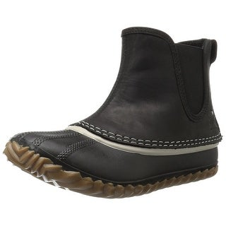 SOREL Womens OUT N ABOUT CHELSEA Closed Toe Ankle Rainboots - 5