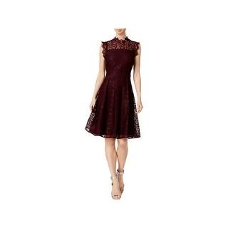 Calvin Klein Womens Petites Cocktail Dress Party Formal - 6P
