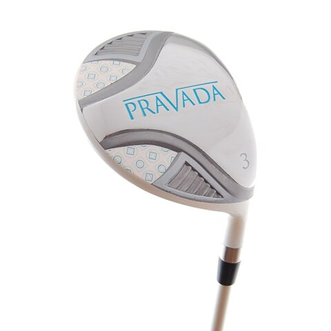 New Tommy Armour TA-26 Pravada Ladies 3-Wood Graphite RH +HC