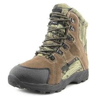 Rocky 3710 Youth Steel Toe Leather Brown Hiking Boot