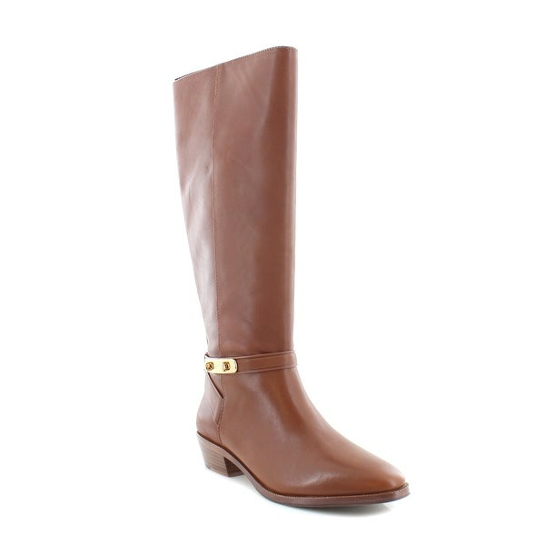Coach Caroline Women's Boots Dark Saddle