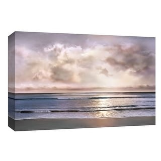 "PTM Images 9-148273  PTM Canvas Collection 8"" x 10"" - ""Velvet Beach"" Giclee Beaches Art Print on Canvas"