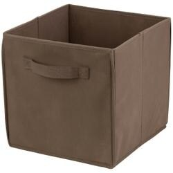 Taupe -Folding Storage Cube