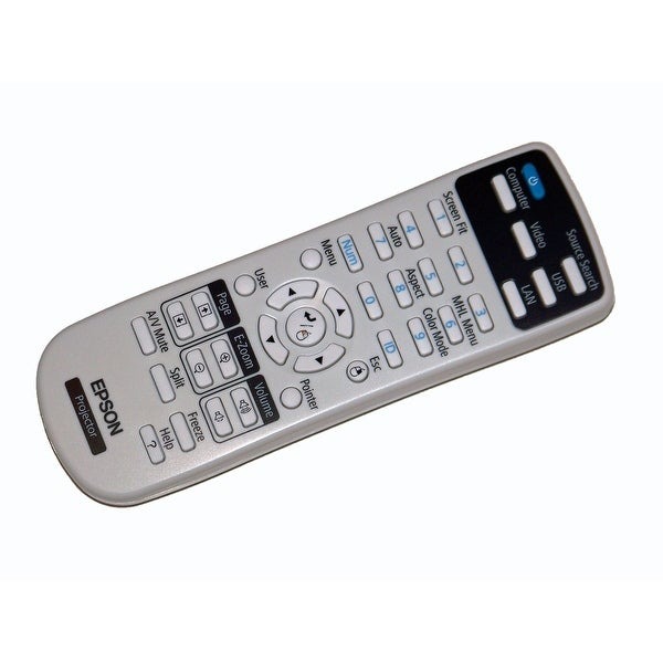 Epson Projector Remote Control: PowerLite Home Cinema 1440