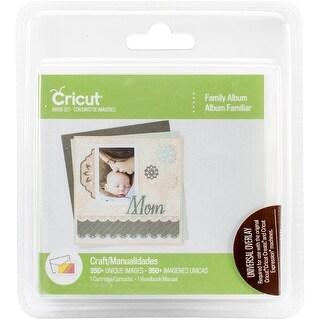 Cricut Shape Cartridge-Family Album
