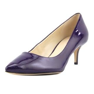 Nine West Xeena Women  Pointed Toe Synthetic Purple Heels