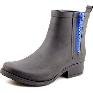 Lucky Brand Rhandi Round Toe Synthetic Rain Boot