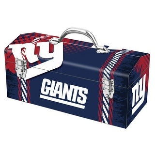 Sainty International 79-320 New York Giants Art Deco Tool Box