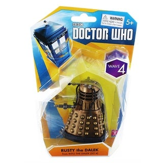 """Doctor Who 3.75"""" Action Figure: Rusty The Dalek (Into The Dalek) - multi"""