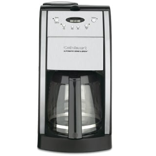 Refurbished Cuisinart 12-Cup Automatic Coffeemaker Grind and Brew Thermal 12-Cup Automatic Coffeemaker