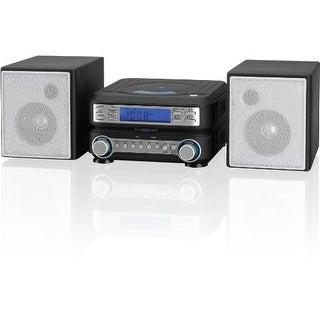 GPX GPXHC221BB Gpx Hc221b Horizontal Am-fm-cd Player