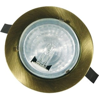Cal Lighting BO-603 Mini Recess 12V 20W G4 with Bulb Included (More options available)