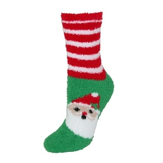 CTM® Women's Slipper Socks Cupcake Gift Box