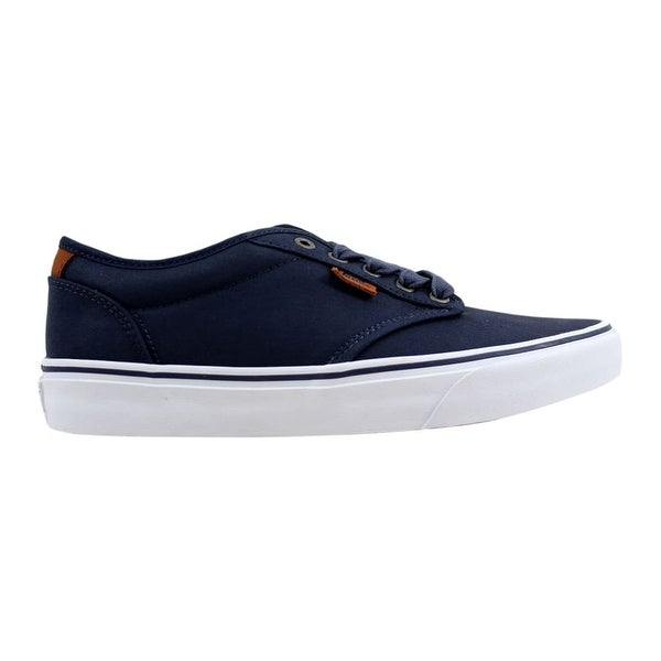 5e481bfd7c ... Men s Athletic Shoes. Vans Atwood DX Dress Blues Waxed VN0A38BUMG4 ...