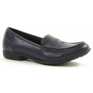 B.O.C Womens LAURENE Almond Toe Loafers
