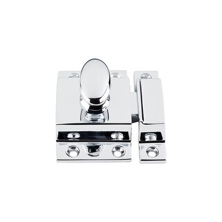"""Top Knobs M1780 Additions Collection 2"""" Polished Chrome Cabinet Latch - Polished chrome"""
