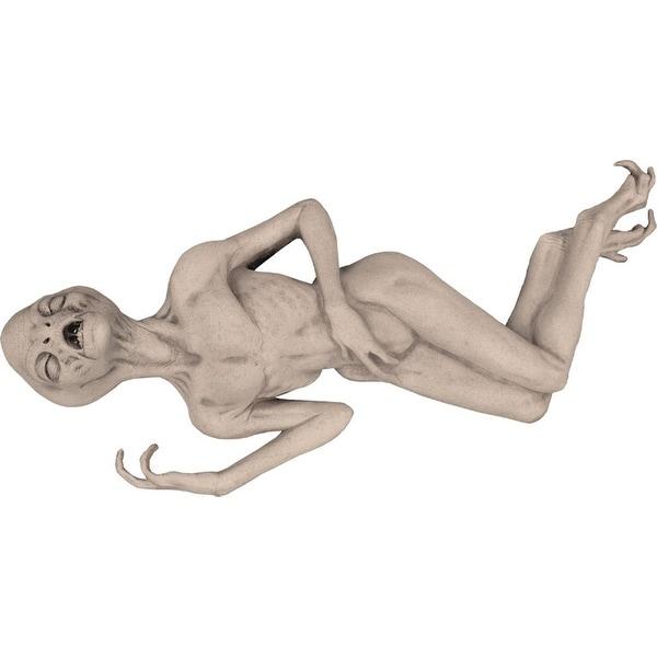 Alien Death Halloween Prop
