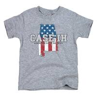 Case Ih Country Patriotic Al - Case Ih Youth Short Sleeve Tee