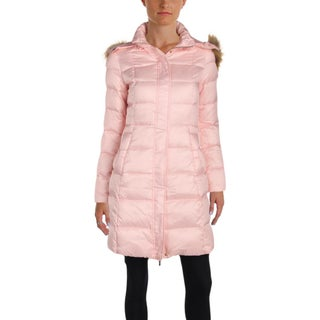 Kate Spade Womens Parka Coat Winter Water Resistant