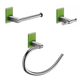 Nameeks MNE1326 Gedy Bathroom Accessories Set