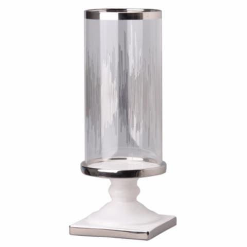 Admirably Modern Elliotte Pedestaled Candle Holder