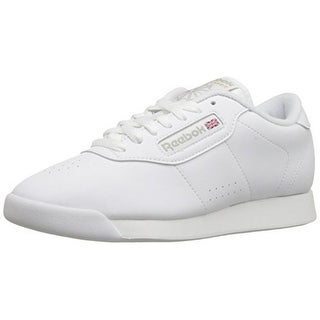 Reebok Womens Princess Sneaker, Adult, White