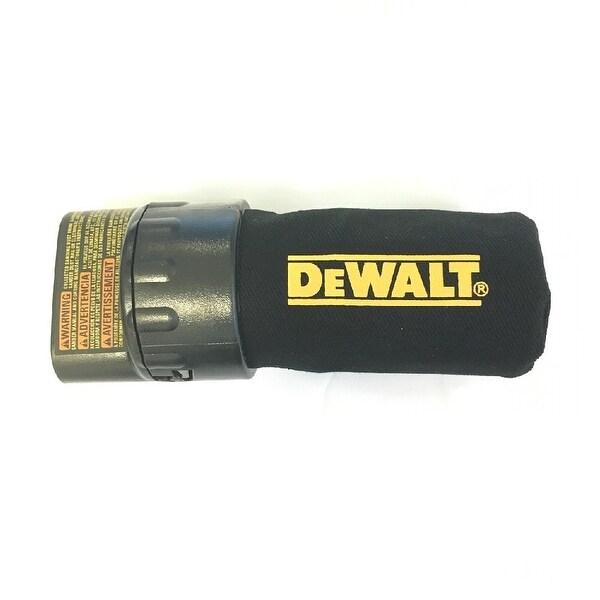DeWalt OEM 624307-00 replacement sander dust bag D26451 D26441 D26450 D26453