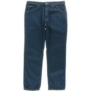 Lee Mens Straight Leg Jeans Denim Classic