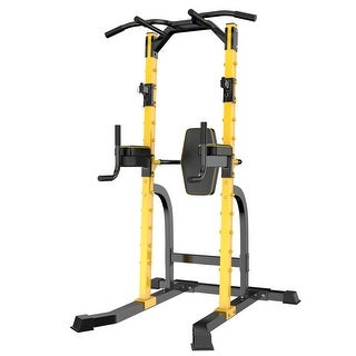 Link to Ainfox Power Tower Multi-Function Home Strength Training Tower Similar Items in Fitness & Exercise Equipment