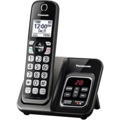 Panasonic Consumer Kx-Tgd530m One Handset Telephone