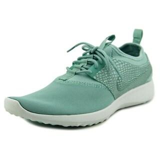 Nike Juvenate Print Women Round Toe Synthetic Green Running Shoe