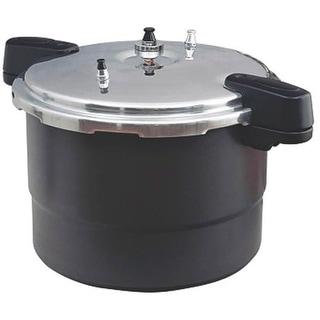 Granite Ware F0730-2 Anodized Aluminum Pressure Canner, Cooker & Steamer, 20 Quart