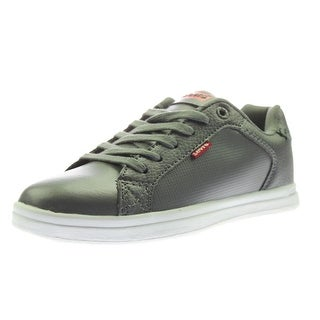 Levi's Boys Westwood Low Top Youth Sneakers - 3.5 medium (d)