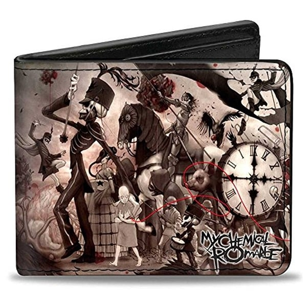 My Chemical Romance Bi-Fold Wallet