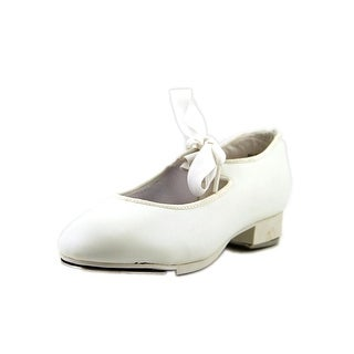 Capezio Jr. Tyette Youth W Round Toe Synthetic White Dance